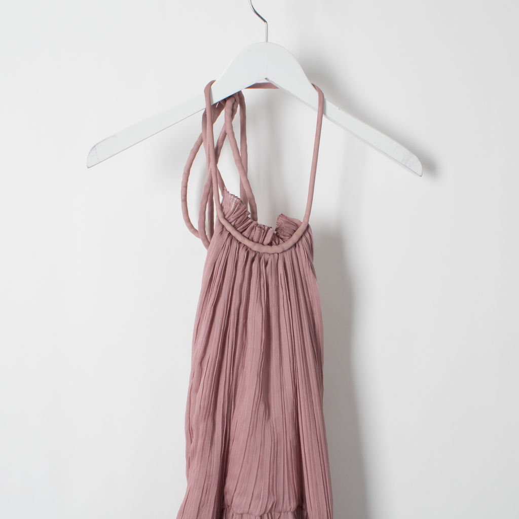 Nasty Gal Collection Chiffon Gown curated by Sophia Amoruso