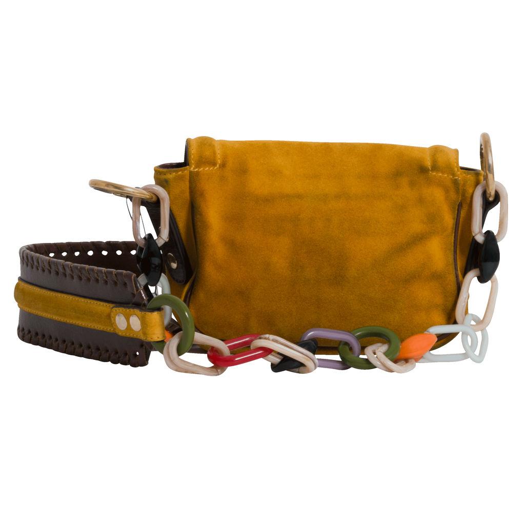 M Missoni Plastic Chain Bag