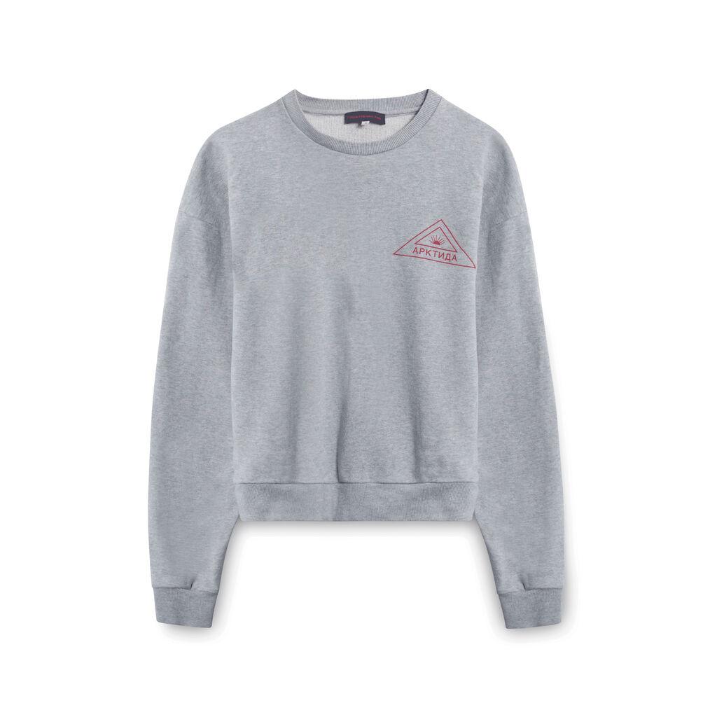 Rowa Py64nhcknn Sweatshirt - Grey
