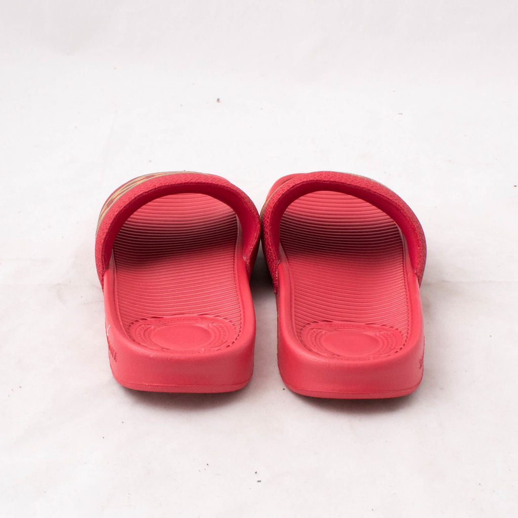 Sandalboyz Schooner Red Slide