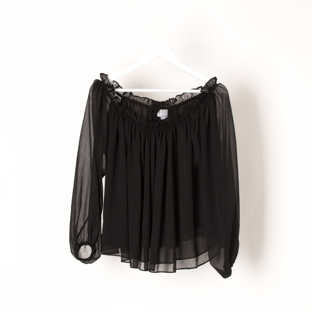 Finders Keepers Ruffle Top