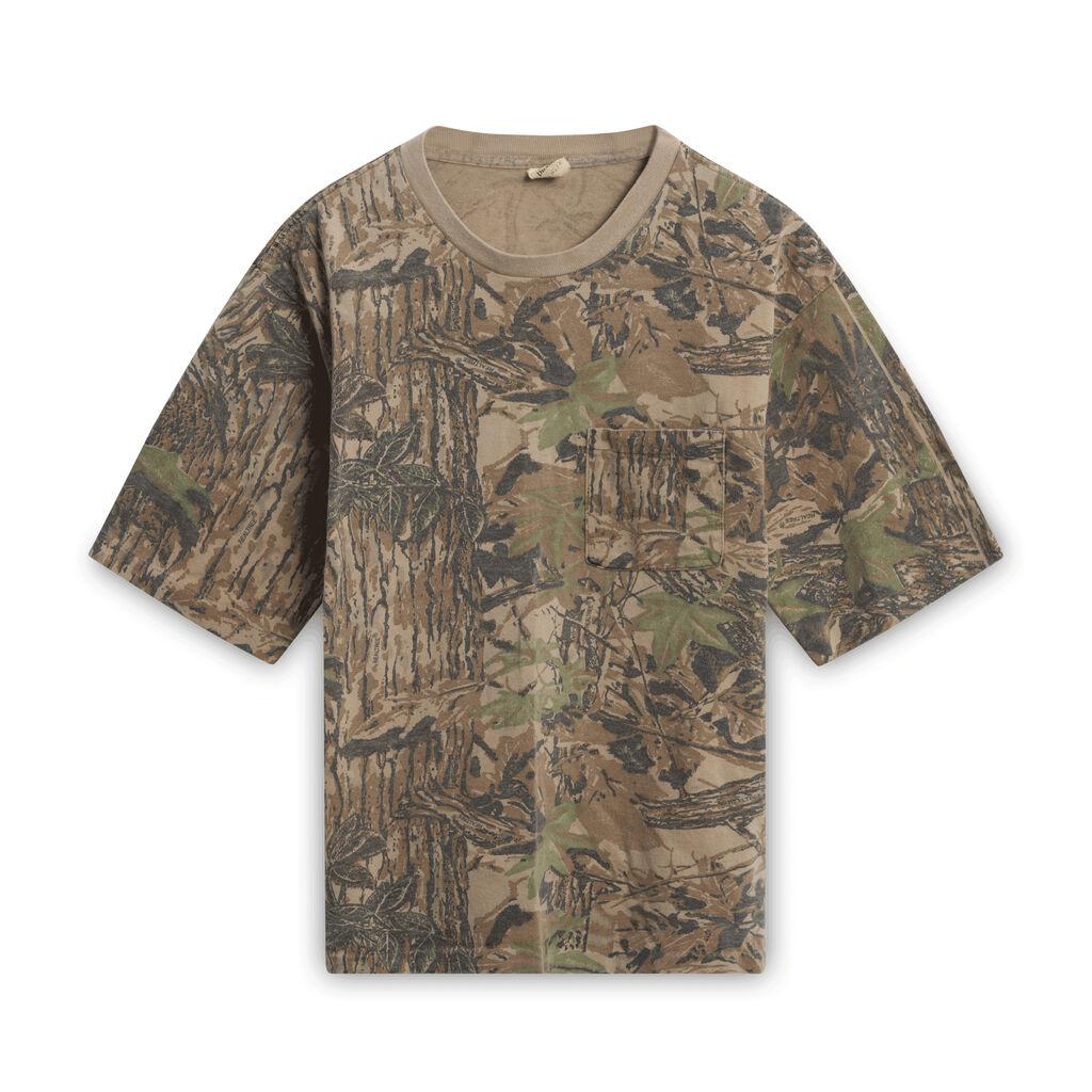 90s Realtree Camo T-Shirt - Dark Brown