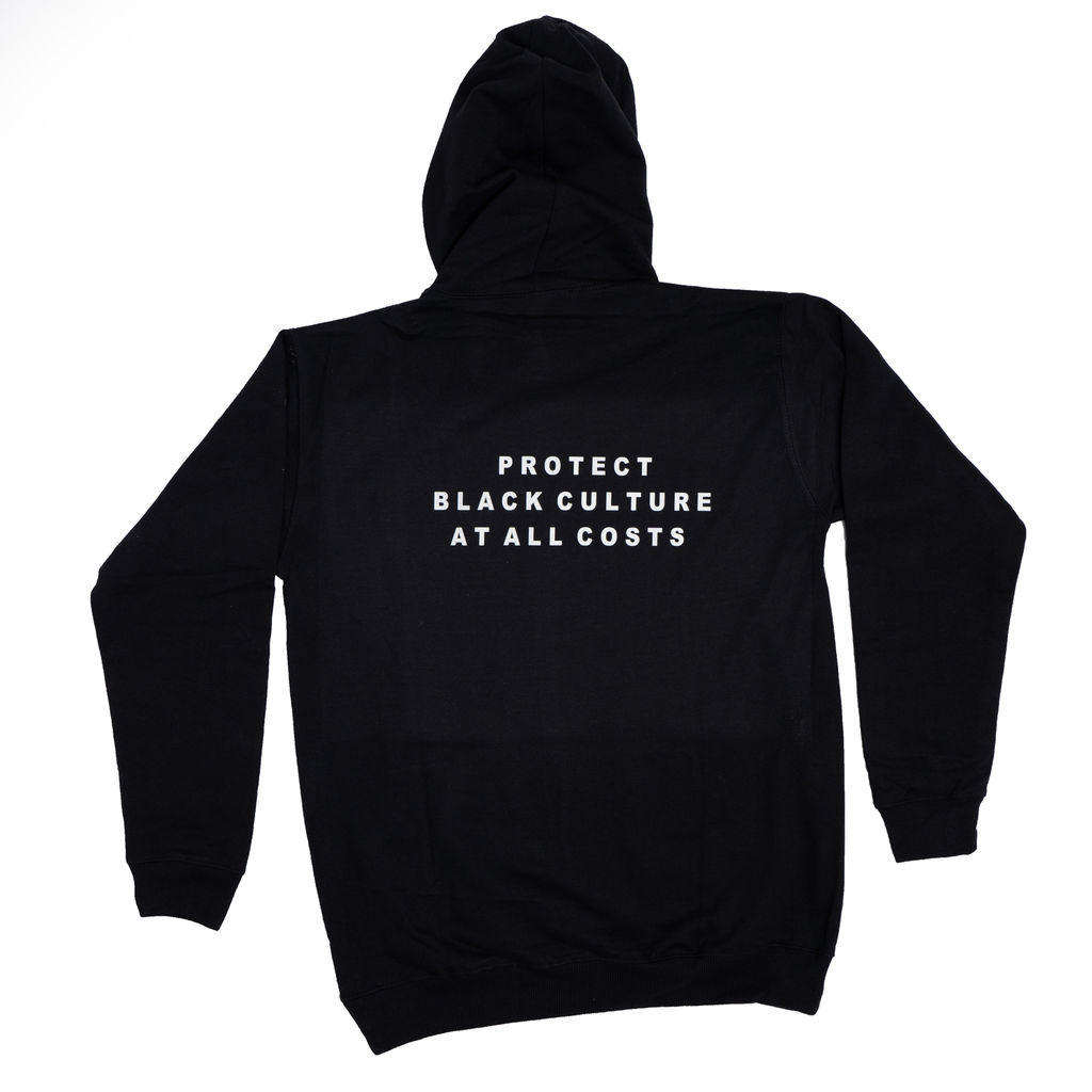 "Harlem Parade ""HRLM x Protect Black Culture At All Costs"" Hoodie"