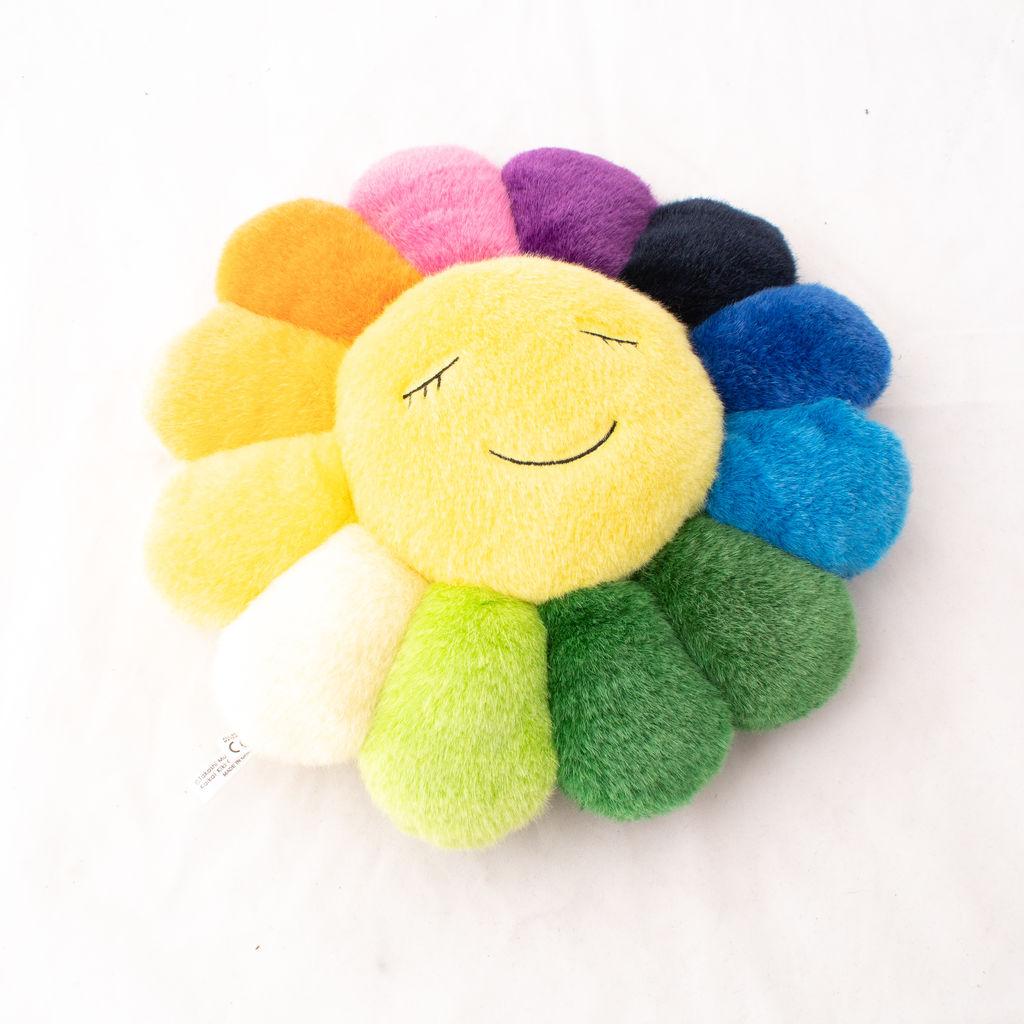 Murakami Flower Cushion