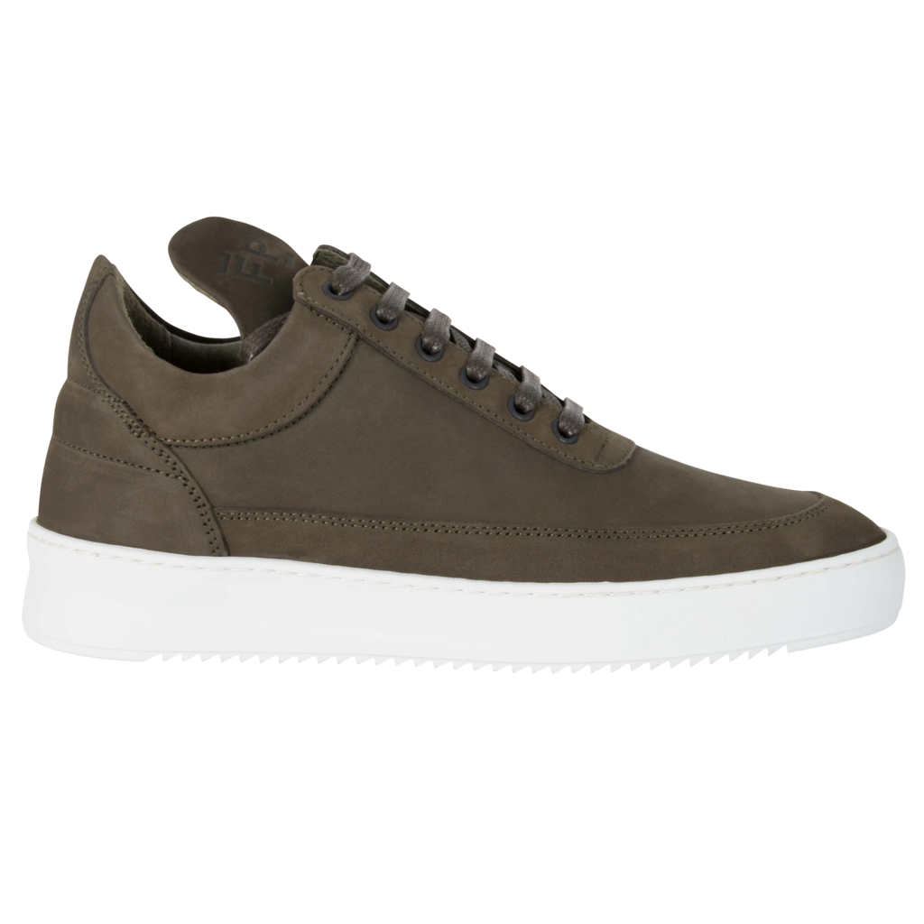 Filling Pieces Low Top Ripple Tennis Shoes