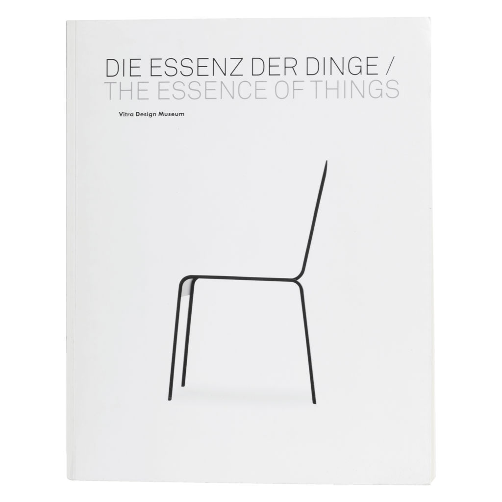 """DIE Essenz Der Dinge/ The Essence of Things"" by Vitra Design Museum"