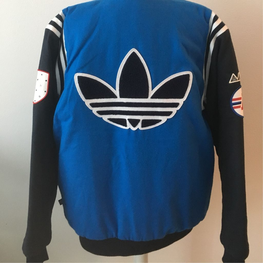 Adidas Varsity Jacket - NWT  curated by Erica Hass