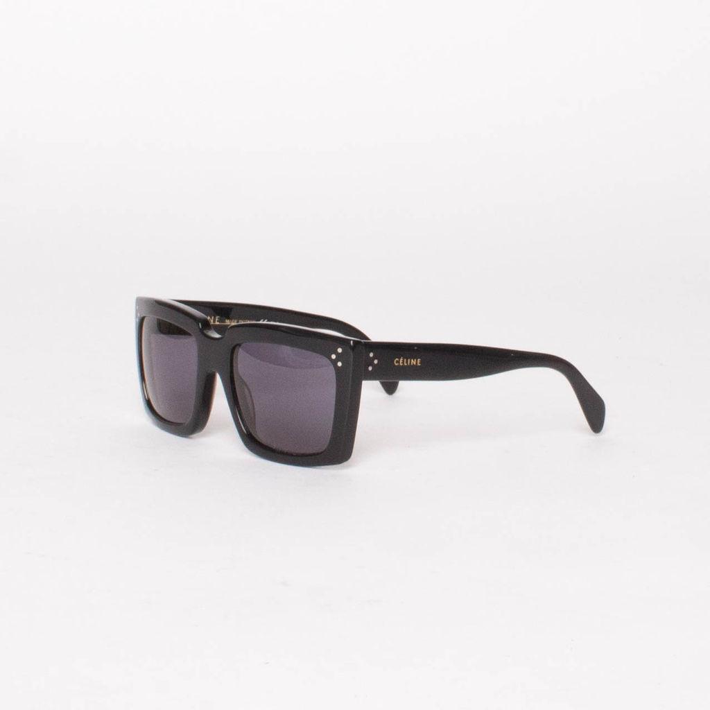 CELINE Black Frame Sunglassess