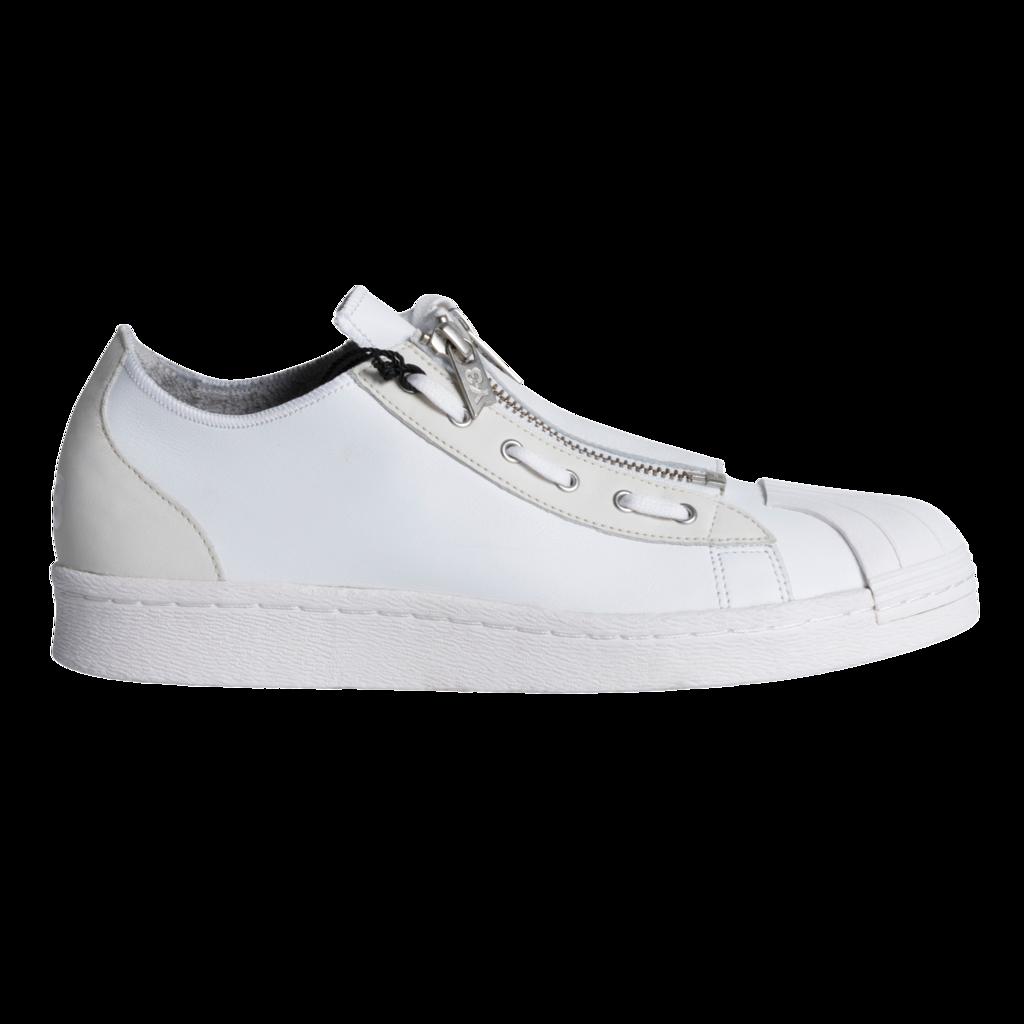 Y-3 Super Zip Leather Sneaker