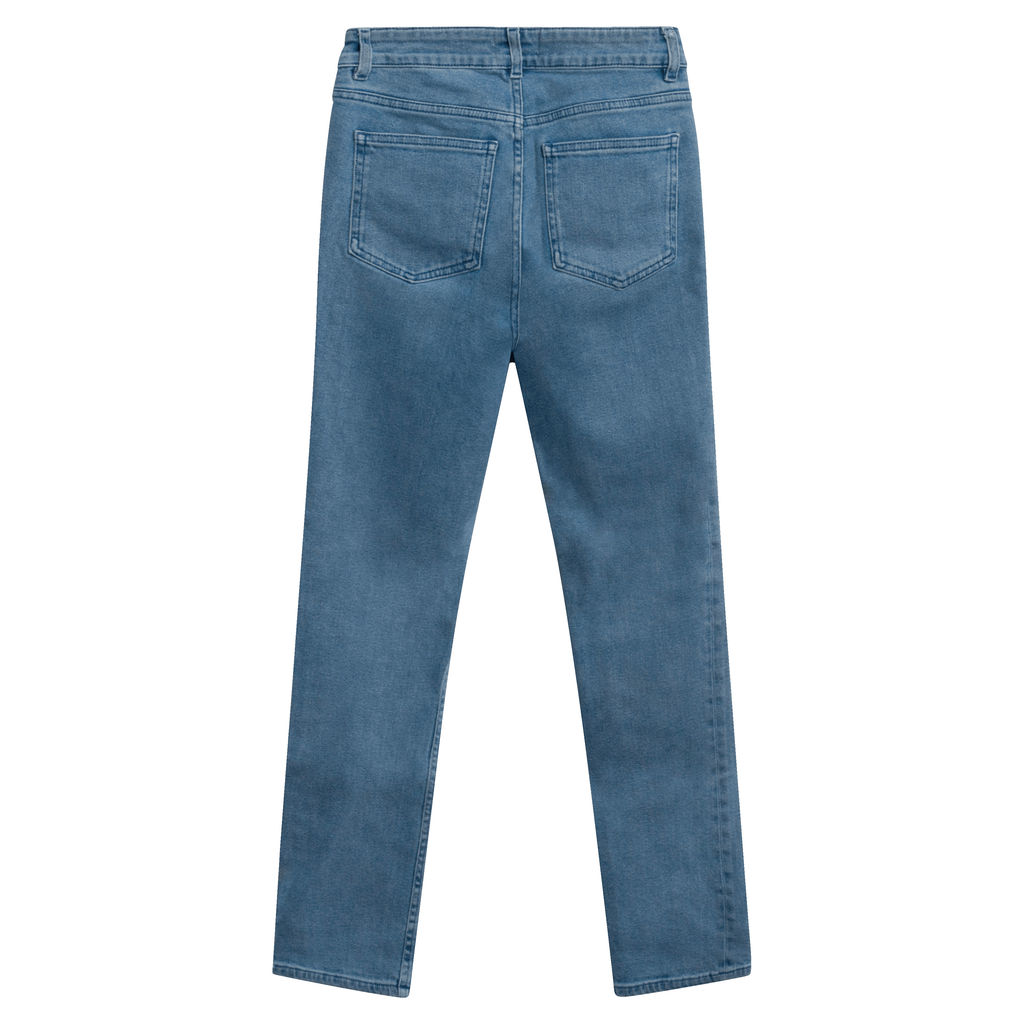 Acne Studios Straight Fit Blue Jeans