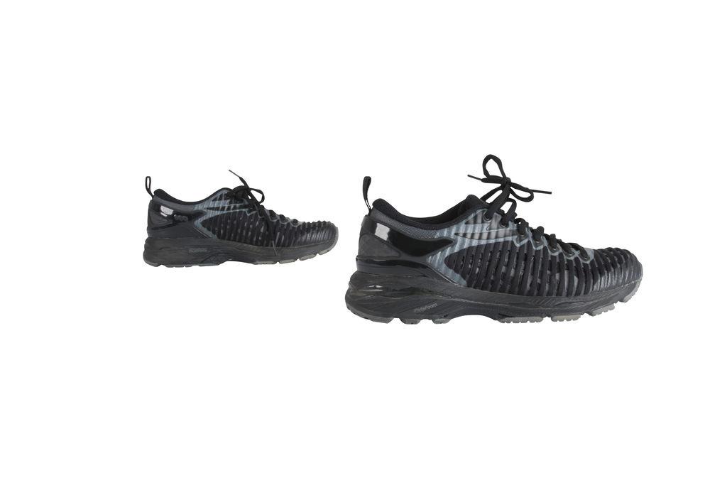ASICS Gel-Delva 1 X Kiko Kostadinov Sneakers- Black/ Steel Grey