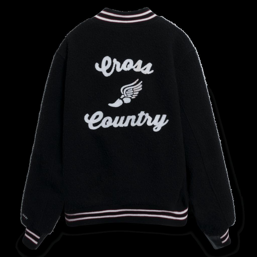 Noah NYC x Wool Teddy Varsity Jacket