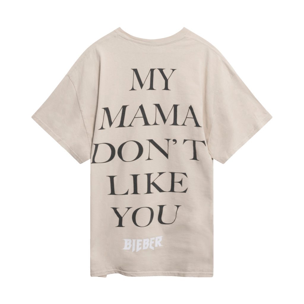 "Purpose Tour ""My Mama Doesn't Like You"" Tee"