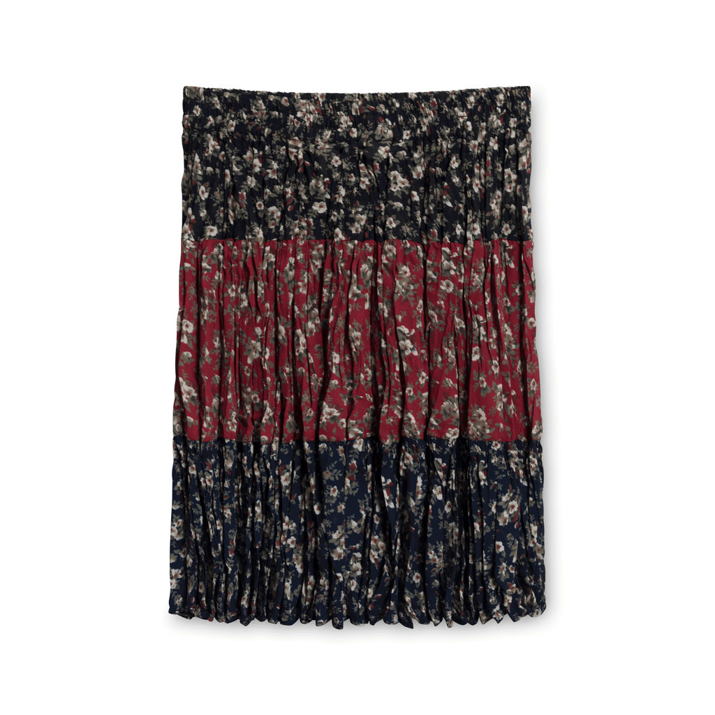 Compagnie Internationale Express Floral Skirt