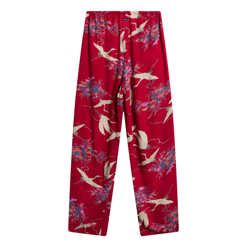 RVCA Swan Pants