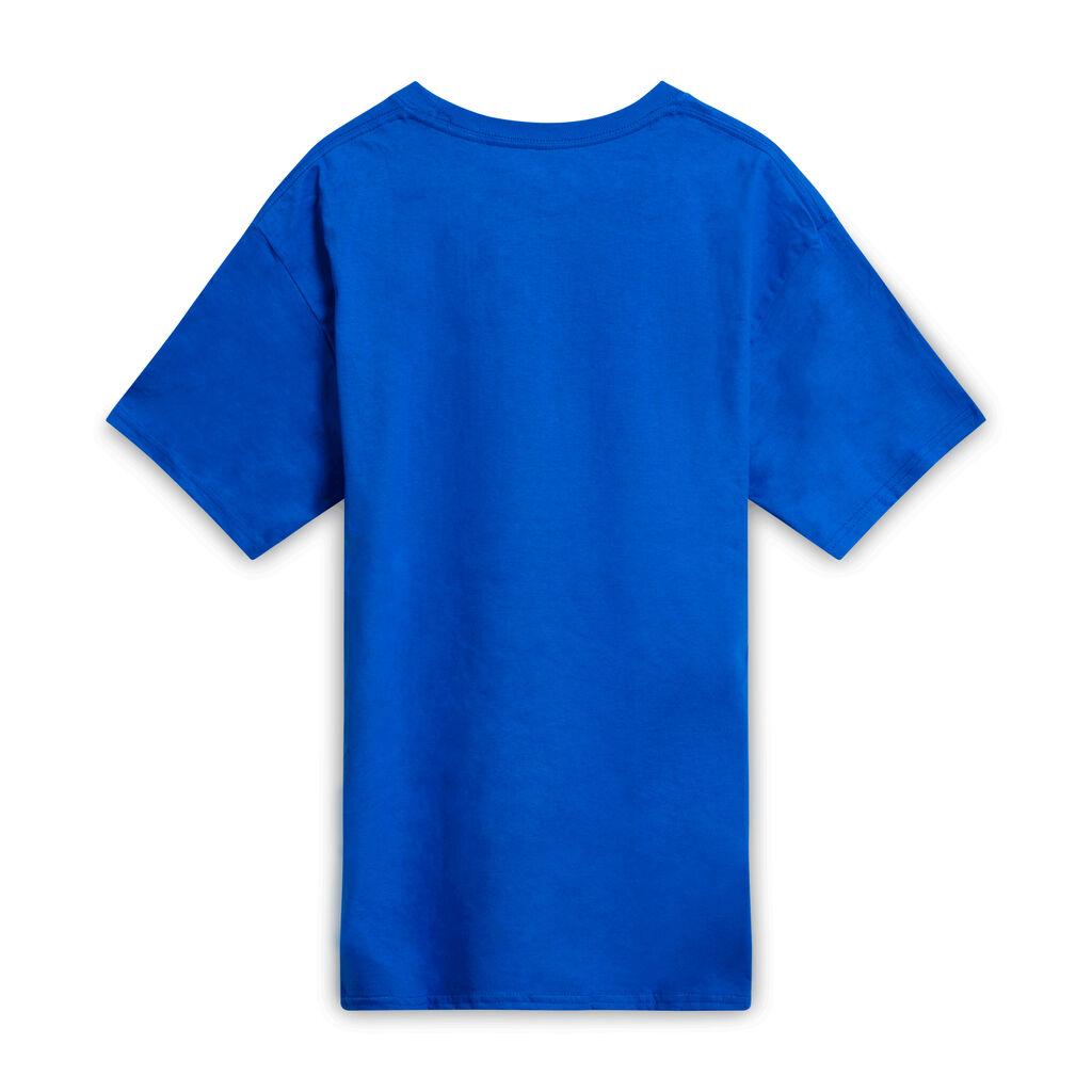 Season International T-Shirt- Blue