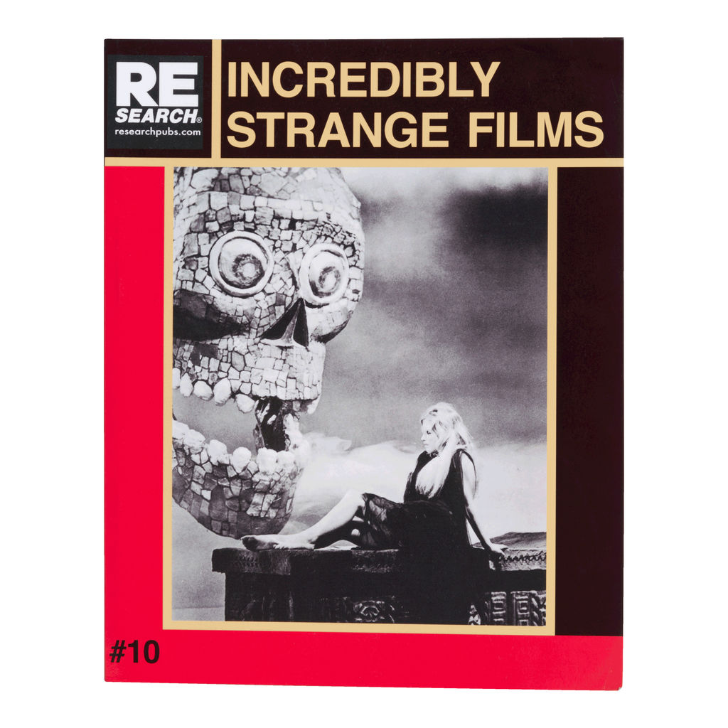 Incredibly Strange Films