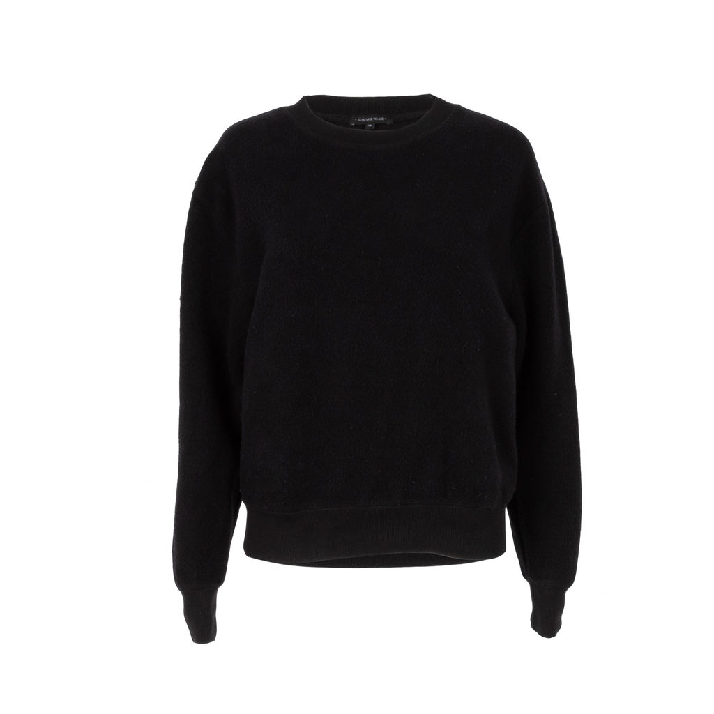 Surface To Air Inside Out Crewneck Sweater