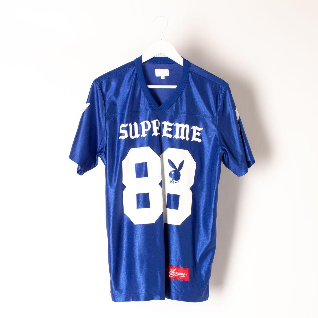 Supreme x Playboy Football Top