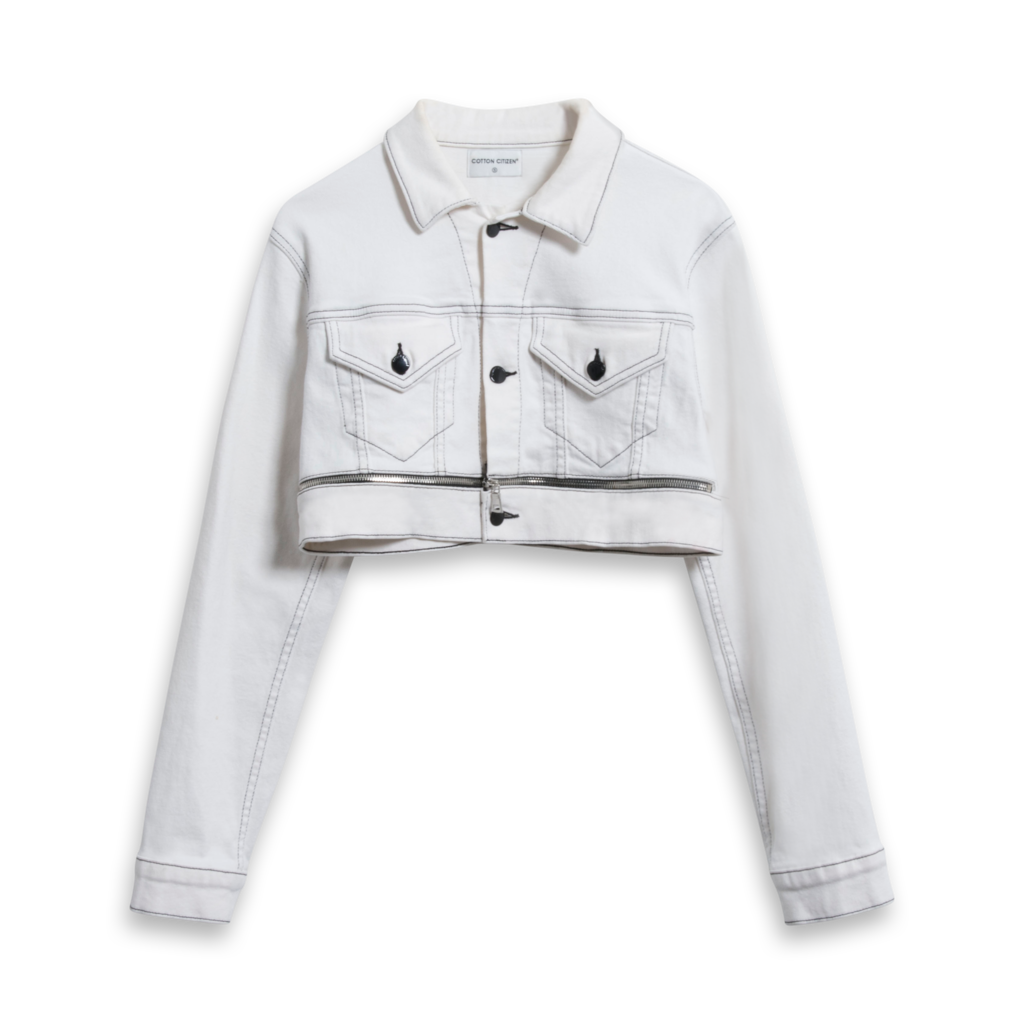 Cotton Citizen Super Crop Jacket