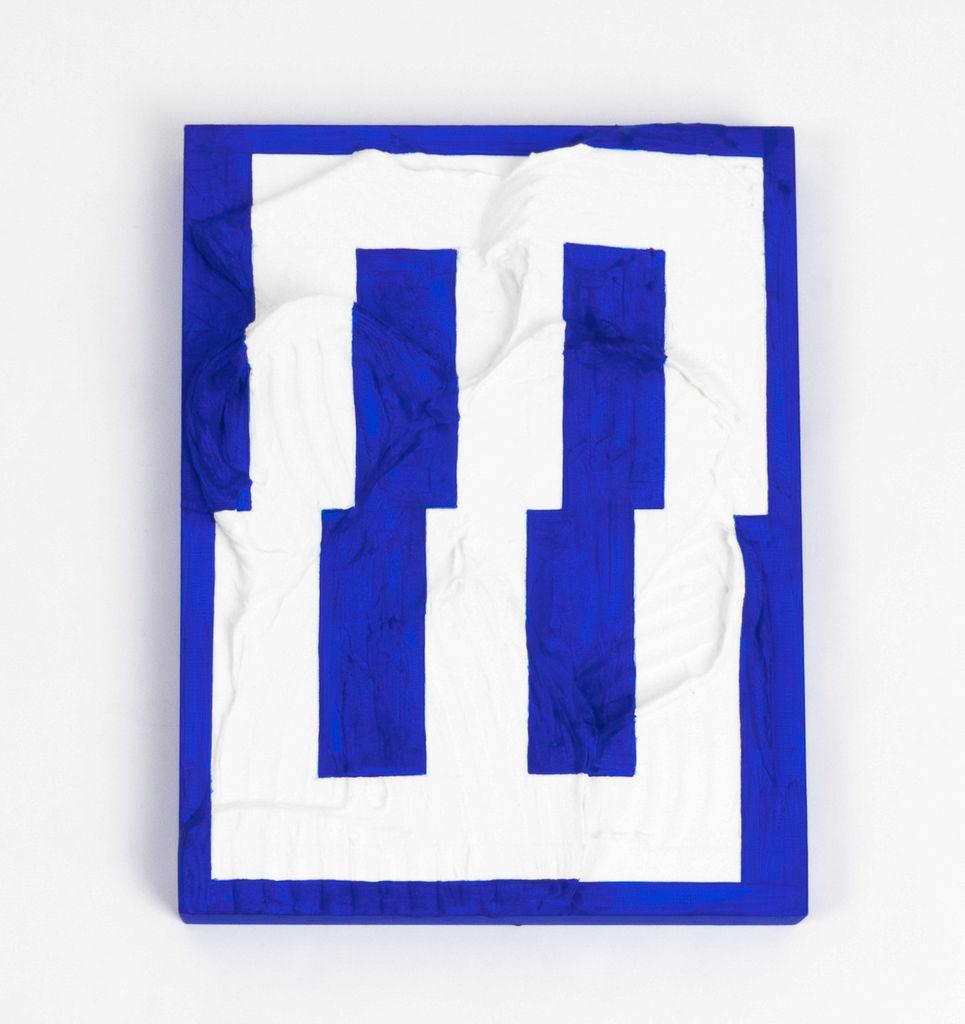 Blue (Crossed)