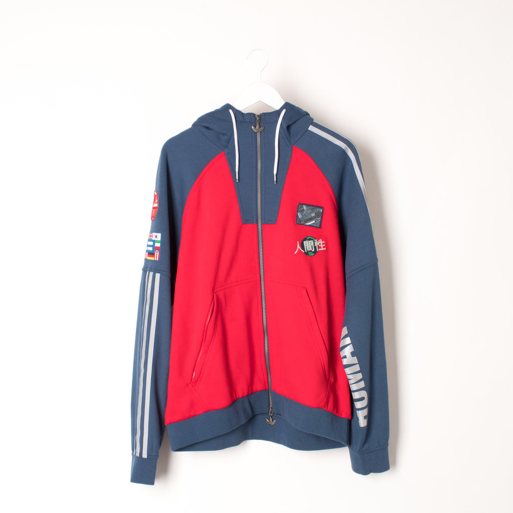 Pharrell x Adidas Human Race Zip Hoodie
