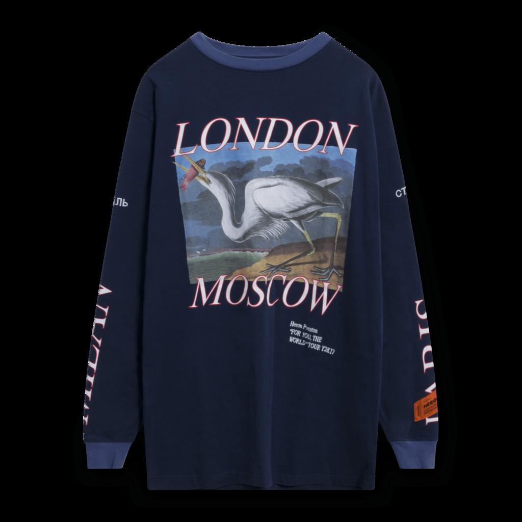 Heron Preston World Tour Tee