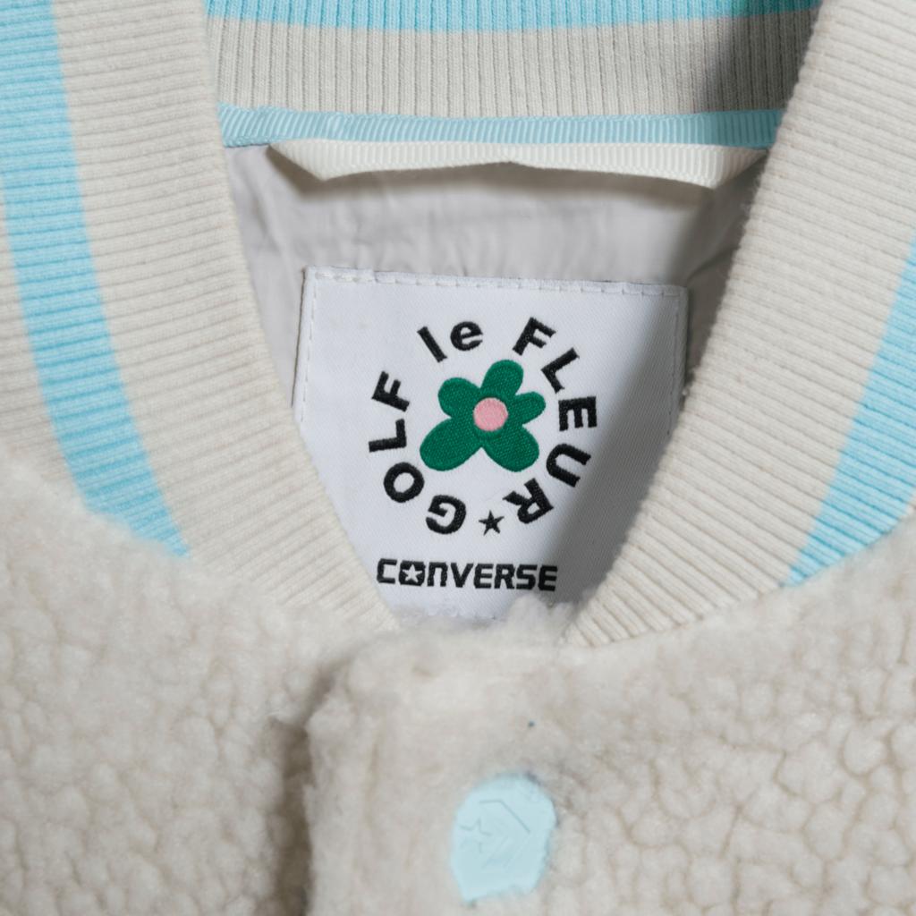 Converse x Golf Le Fleur Sherpa Jacket