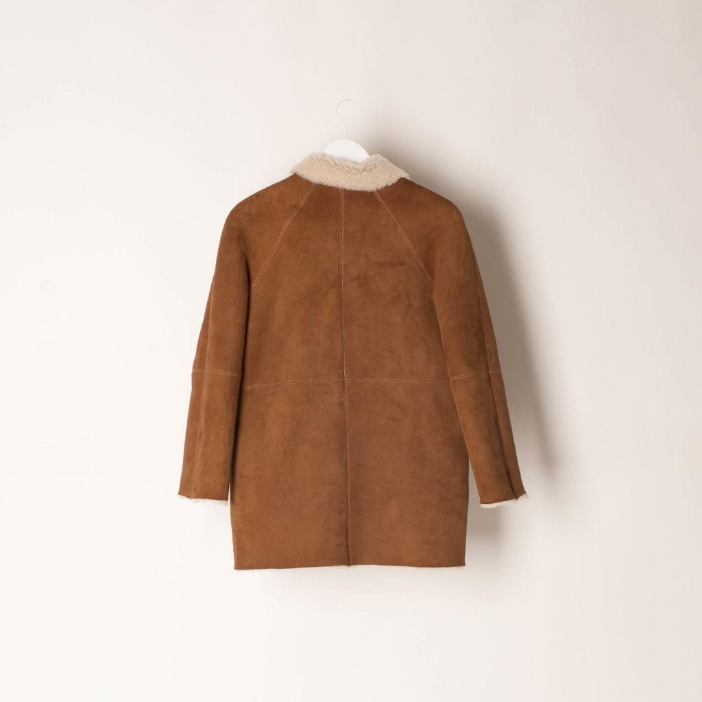 Madewell Reversible Shearling Jacket