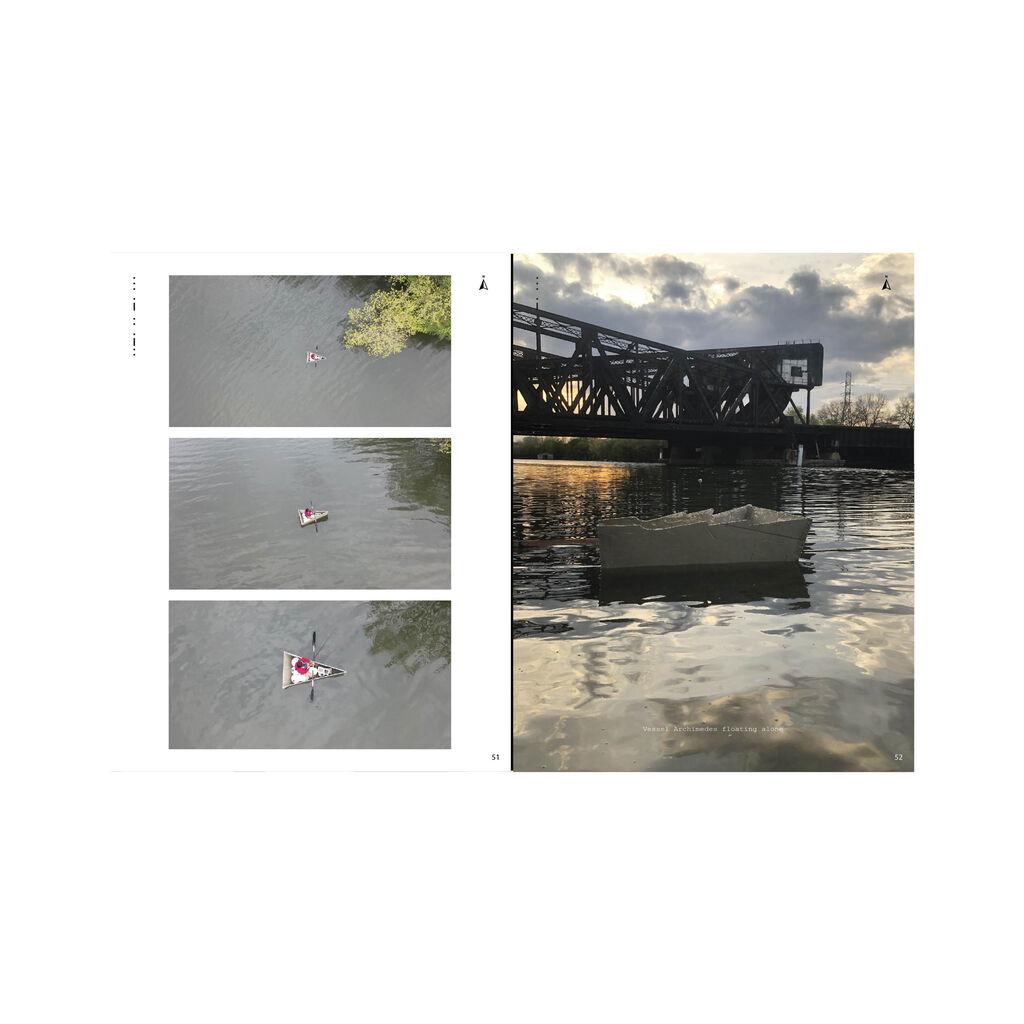 Points of Sail Concrete Boat Zine