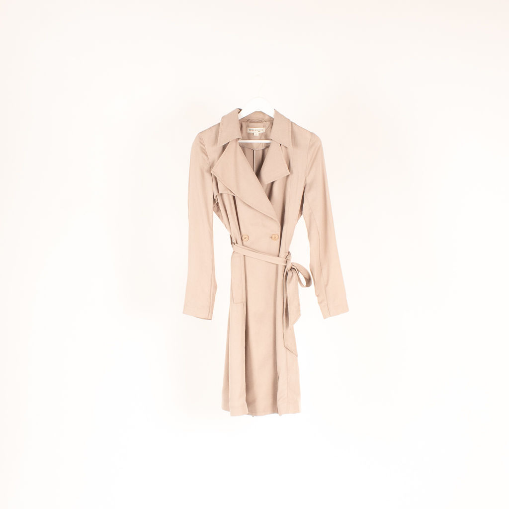 Reiss 1971 Radzi Relaxed Trench Coat
