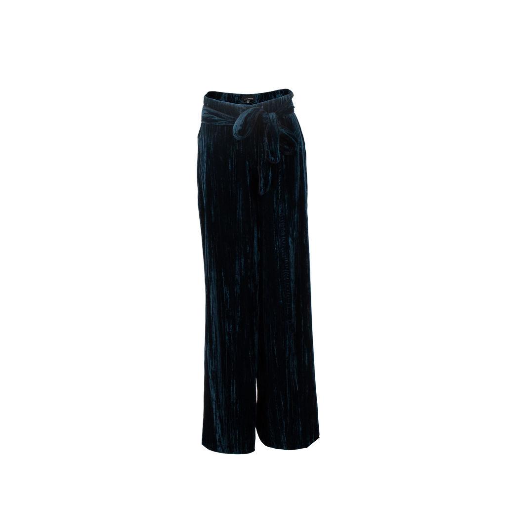 Lucy Paris Petra Velvet Pants