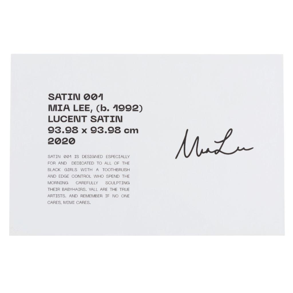 Satin 004 By Mia Lee