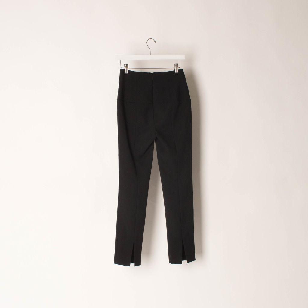 Tibi Anson Lace Up Pants
