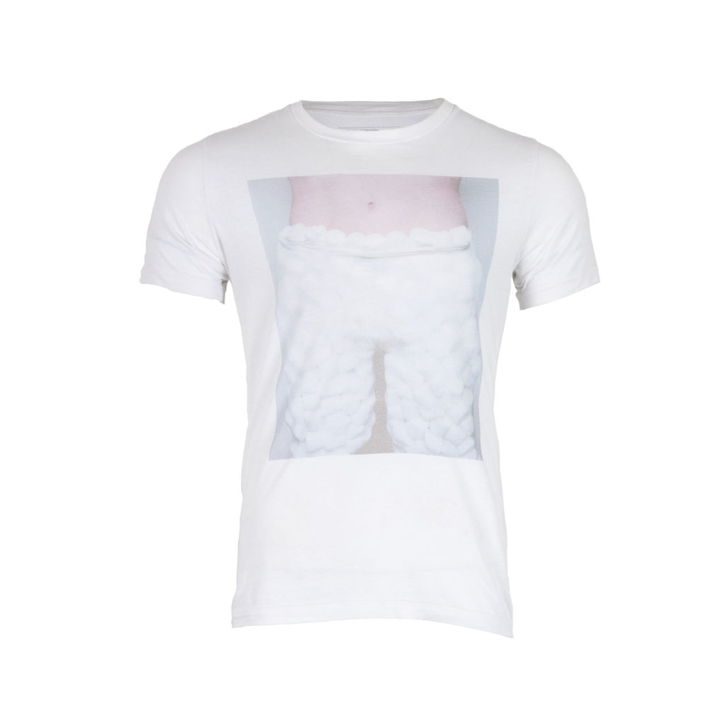Ghostly International x Olivia Locher Marshmellow Pants T-Shirt