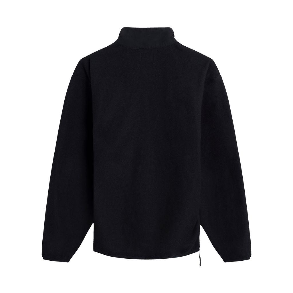Patta Polartec Fleece Tracksuit - Black