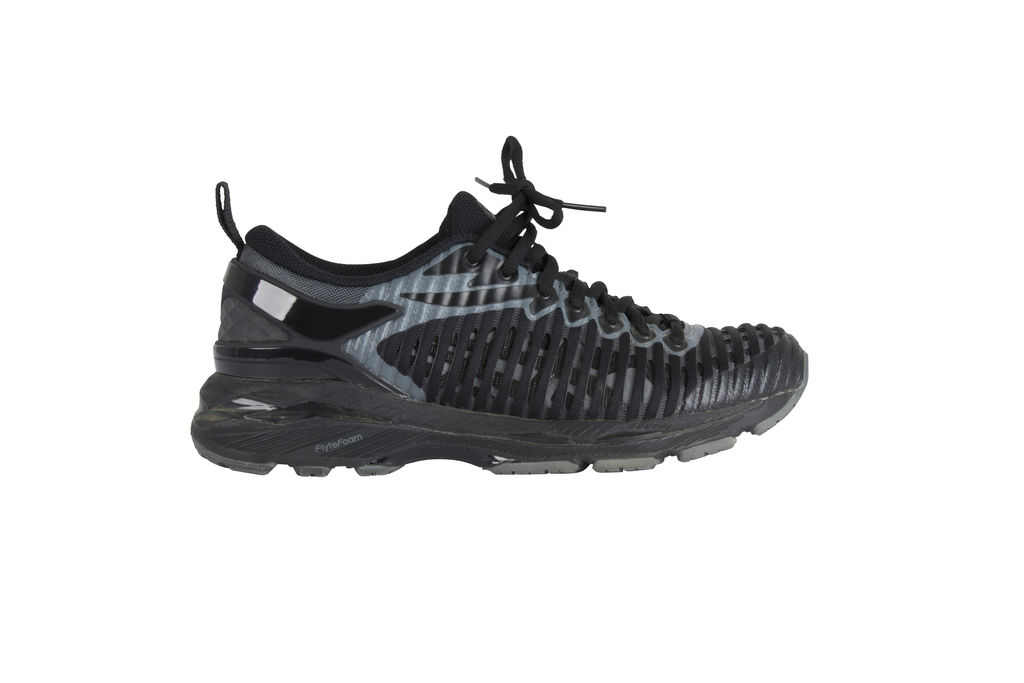 ASICS Gel-Delva 1 X Kiko Kostadinov Sneakers- Black/ Steel Grey