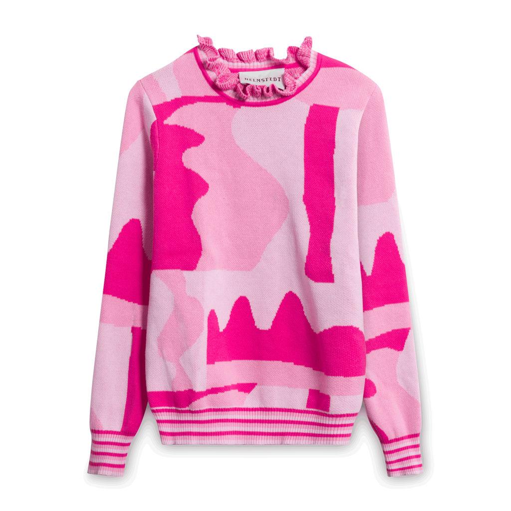 Helmstedt Turtleneck - Pink Glaze