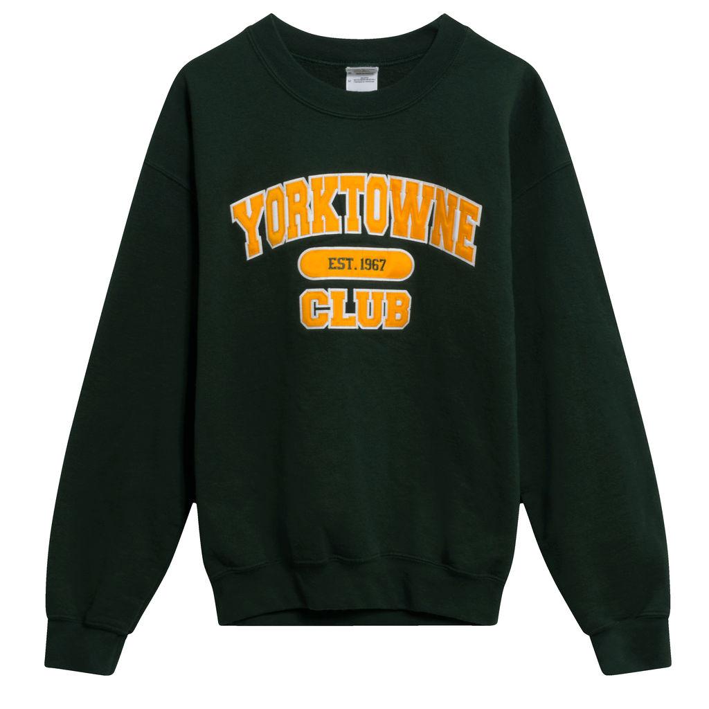 Vintage Yorktown Club Crew Sweatshirt