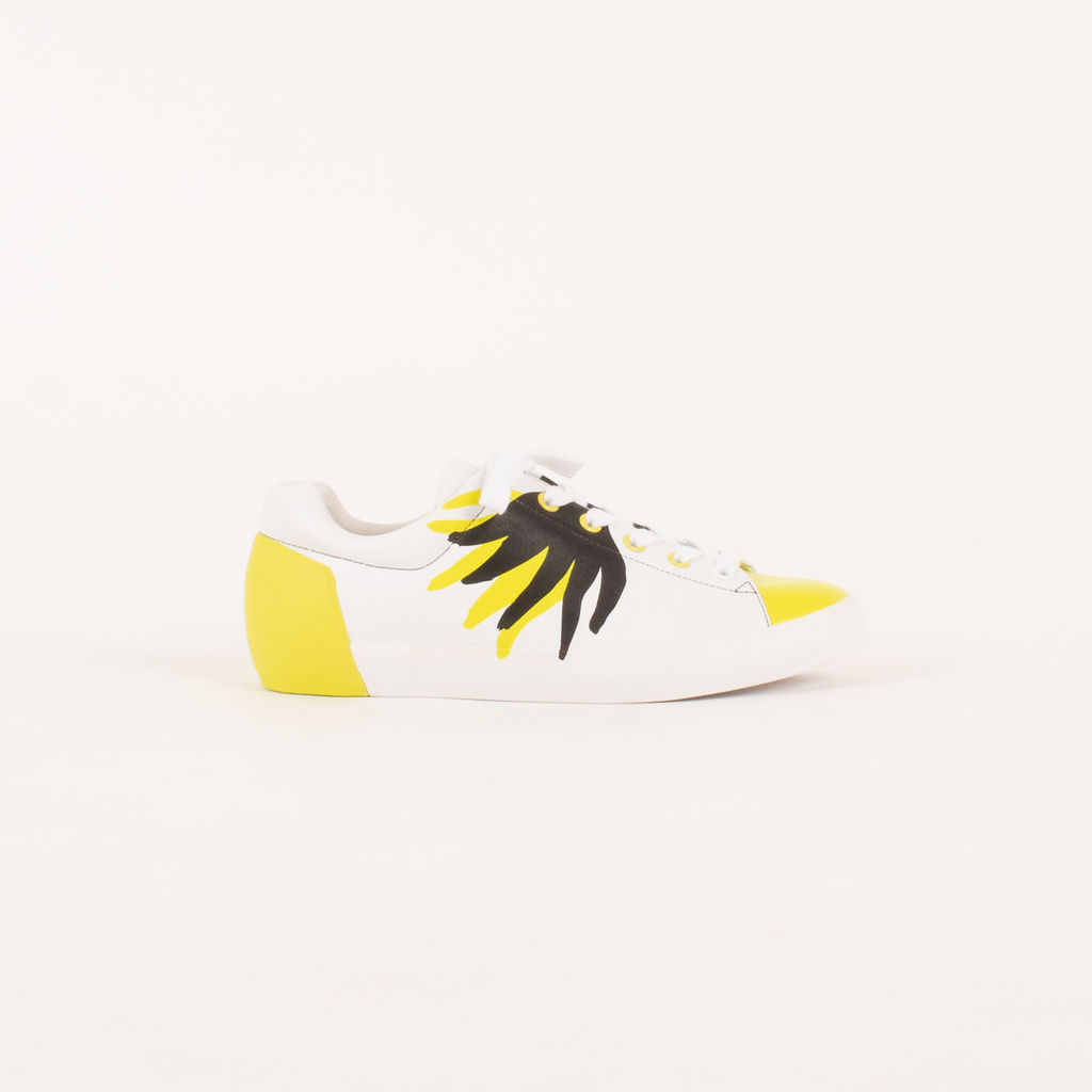 Ash Nicky Flame Low Top Sneaker