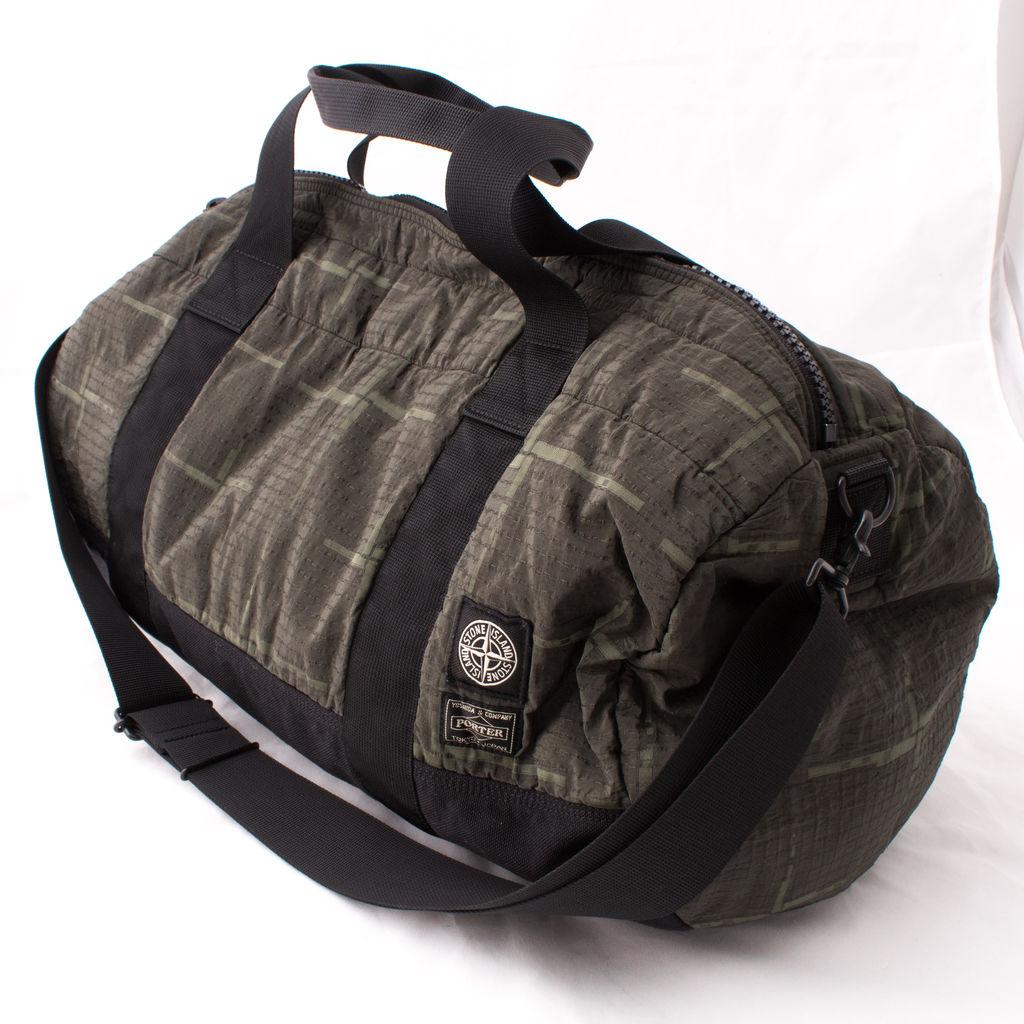 Stone Island x Porter Duffel Bag