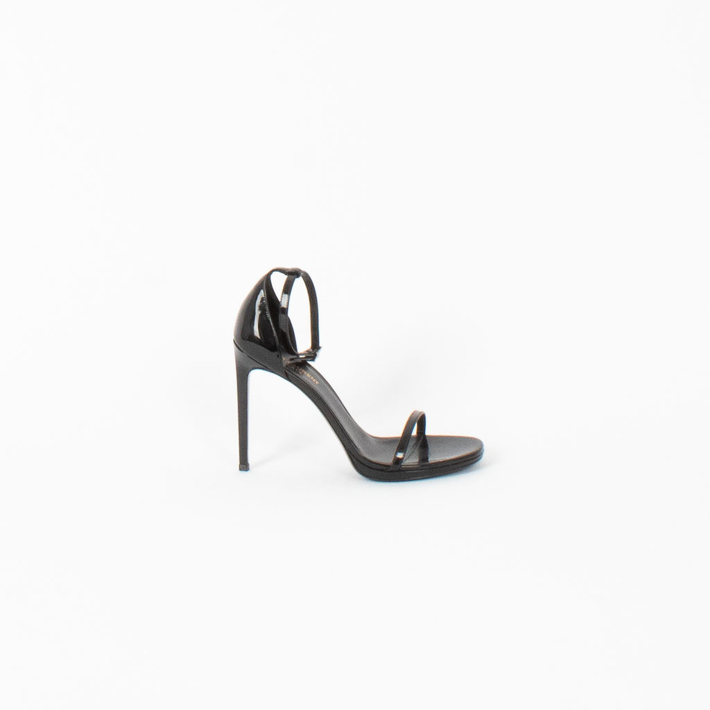Saint Laurent Jane Heeled Sandals