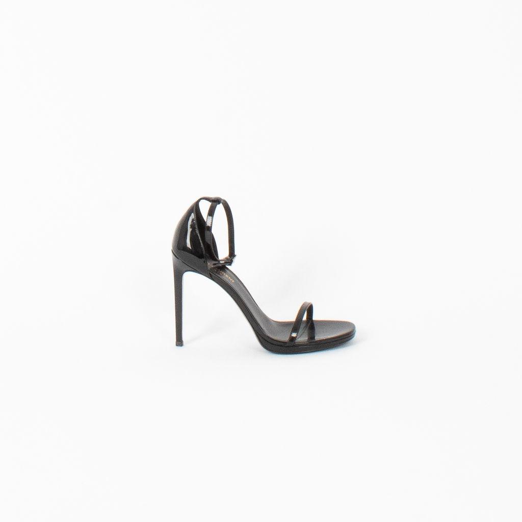 Saint Laurent Jane Heeled Sandals