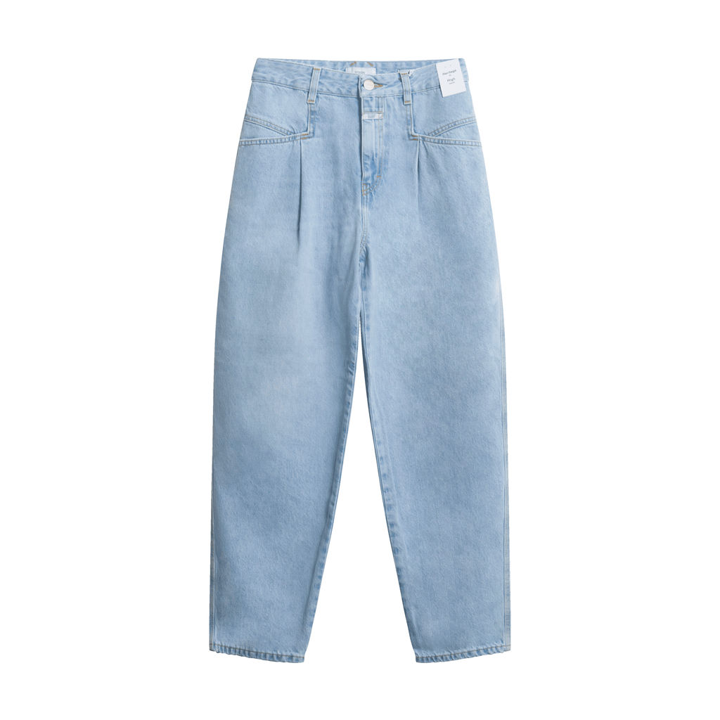 Closed Heritage Fit High Waist Jeans - Pearl