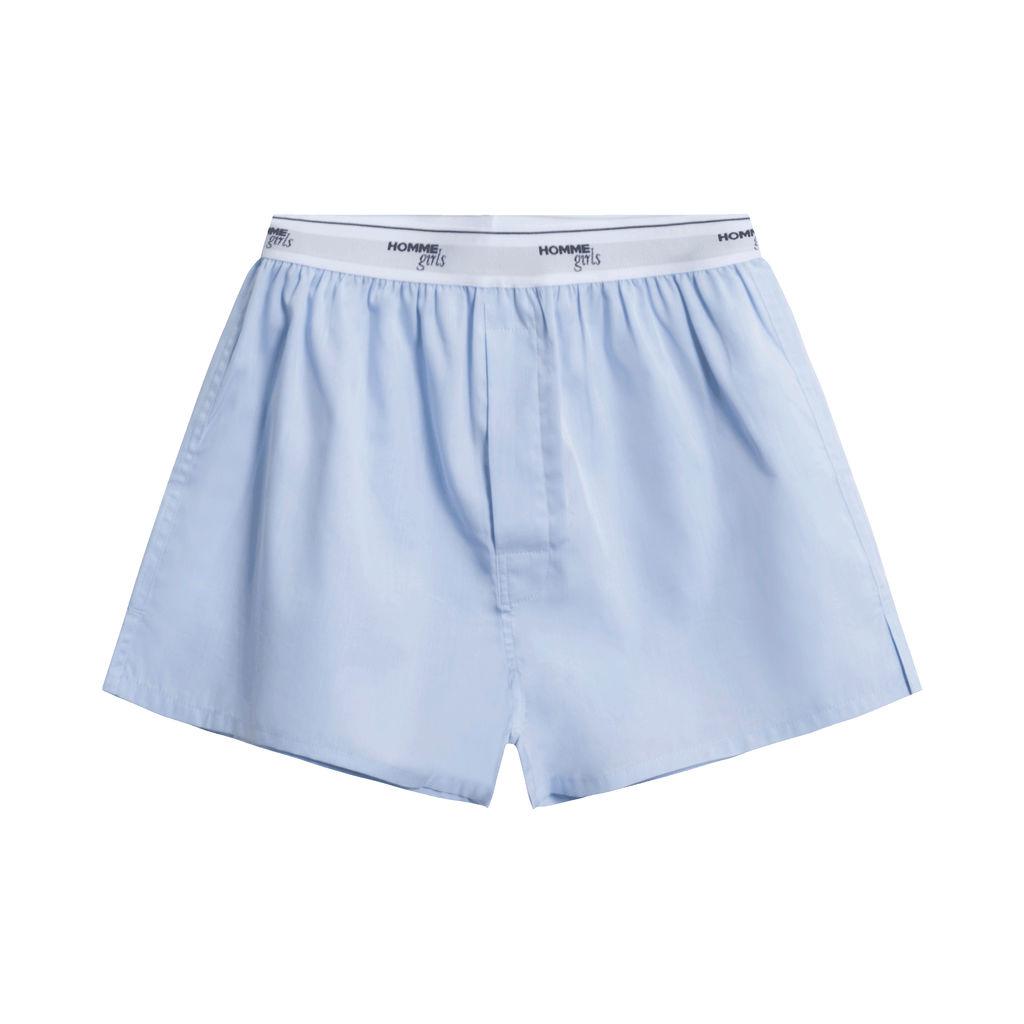 HommeGirls Blue Boxer Shorts