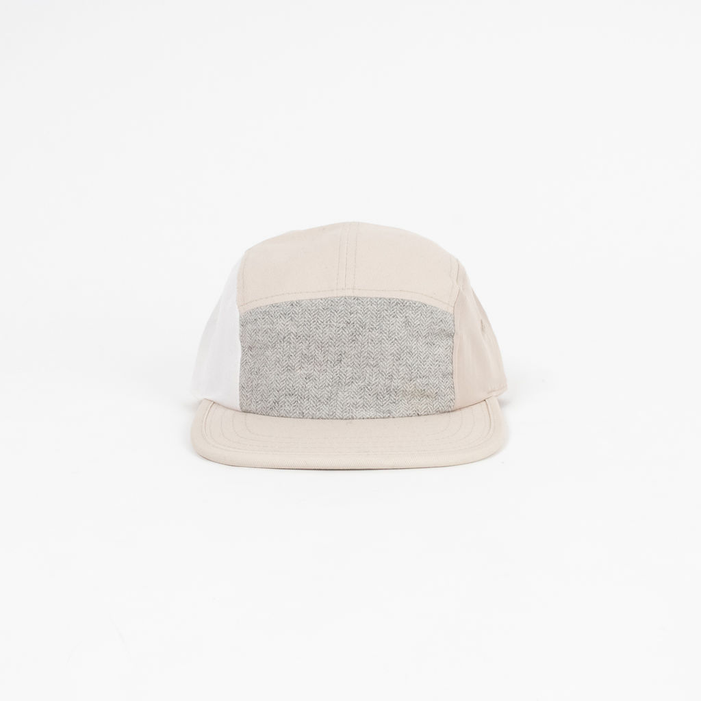 Hathenbruck Tonal Patchwork 5 Panel Cap