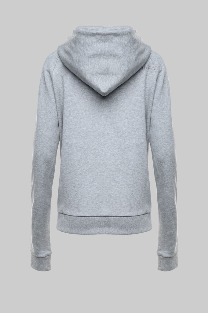 Grey ZIP Hoodie