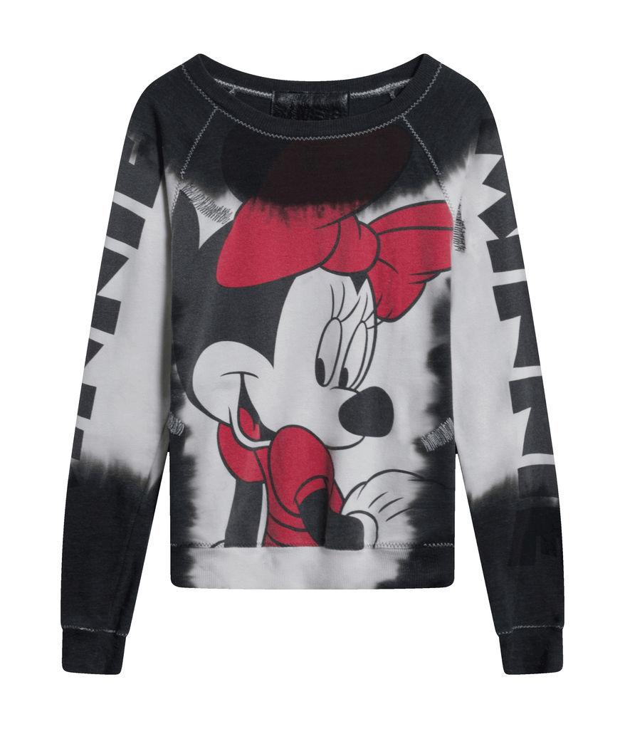 Yves Minnie Mouse Long Sleeve