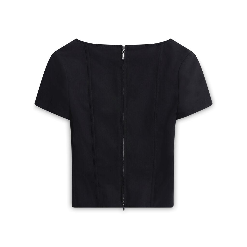 I.AM.GIA Corset Top - Black