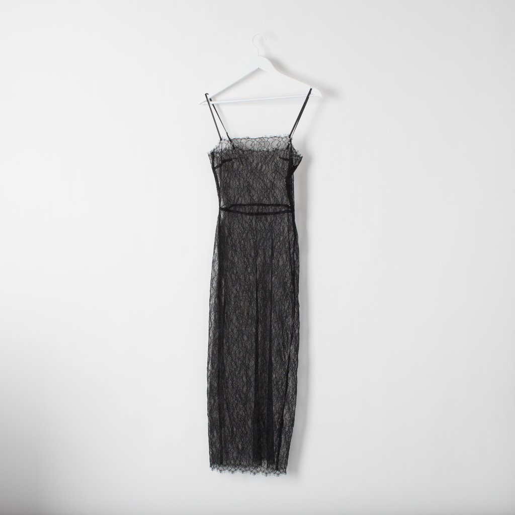 Betsey Johnson Lace Dress curated by Sophia Amoruso